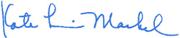 KLM-signature